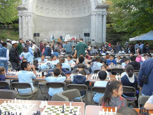 Central Park Chess Tournament